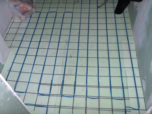 Lucrari, proiecte Incalzire prin pardoseala resedinta Filip - Dobroiesti - Bucuresti  RAYCHEM - Poza 391