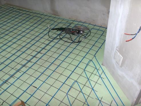 Lucrari, proiecte Incalzire prin pardoseala resedinta Filip - Dobroiesti - Bucuresti  RAYCHEM - Poza 5