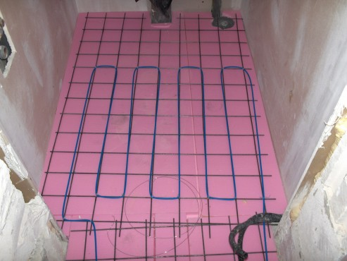 Lucrari, proiecte Incalzire prin pardoseala resedinta Filip - Dobroiesti - Bucuresti  RAYCHEM - Poza 10