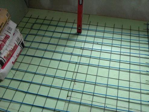 Lucrari, proiecte Incalzire prin pardoseala resedinta Filip - Dobroiesti - Bucuresti  RAYCHEM - Poza 404