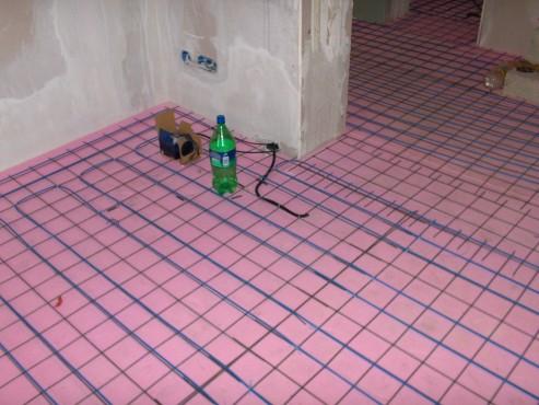 Lucrari, proiecte Incalzire prin pardoseala resedinta Filip - Dobroiesti - Bucuresti  RAYCHEM - Poza 17