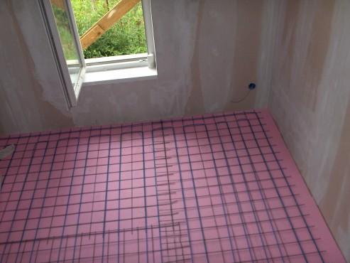 Lucrari, proiecte Incalzire prin pardoseala resedinta Filip - Dobroiesti - Bucuresti  RAYCHEM - Poza 410