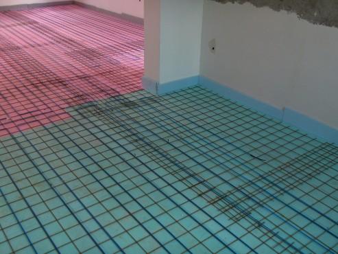 Lucrari, proiecte Incalzire prin pardoseala resedinta Lipia - Snagov RAYCHEM - Poza 9