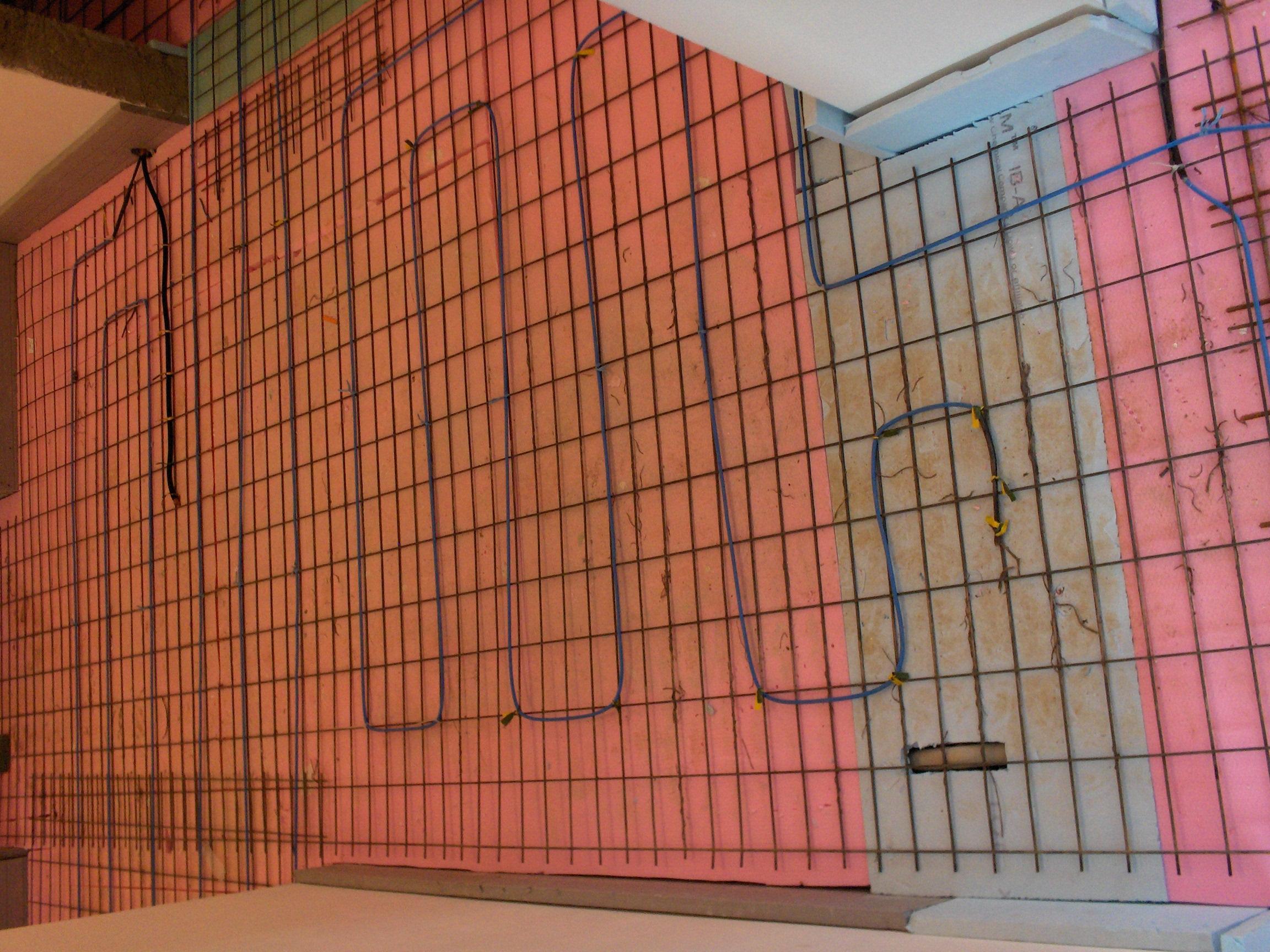 Incalzire prin pardoseala resedinta Lipia - Snagov RAYCHEM - Poza 14