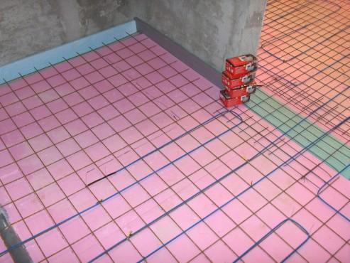 Lucrari, proiecte Incalzire prin pardoseala resedinta Lipia - Snagov RAYCHEM - Poza 429