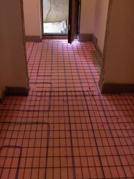 Lucrari, proiecte Incalzire prin pardoseala resedinta Lipia - Snagov RAYCHEM - Poza 20