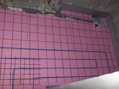 Lucrari, proiecte Incalzire prin pardoseala resedinta Lipia - Snagov RAYCHEM - Poza 22