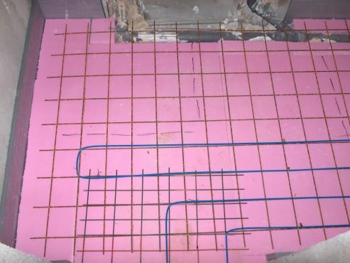 Lucrari, proiecte Incalzire prin pardoseala resedinta Lipia - Snagov RAYCHEM - Poza 434