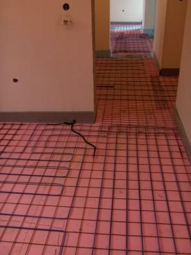 Lucrari, proiecte Incalzire prin pardoseala resedinta Lipia - Snagov RAYCHEM - Poza 438