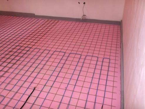 Lucrari, proiecte Incalzire prin pardoseala resedinta Lipia - Snagov RAYCHEM - Poza 30