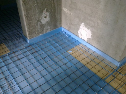 Lucrari, proiecte Incalzire prin pardoseala resedinta Piscu - Ciolpani - Stanciu Dragos RAYCHEM - Poza 2