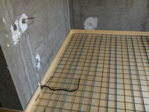 Lucrari, proiecte Incalzire prin pardoseala resedinta Piscu - Ciolpani - Stanciu Dragos RAYCHEM - Poza 27