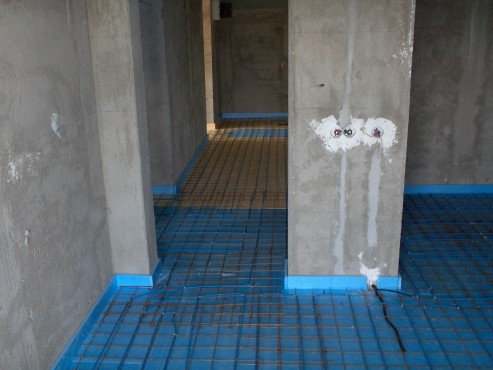 Lucrari, proiecte Incalzire prin pardoseala resedinta Piscu - Ciolpani - Stanciu Dragos RAYCHEM - Poza 488