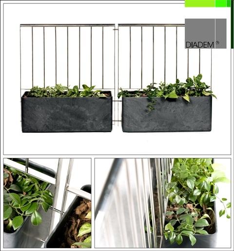 Balustrada DRS LIGHT SIMACEK Gardening - Poza 3
