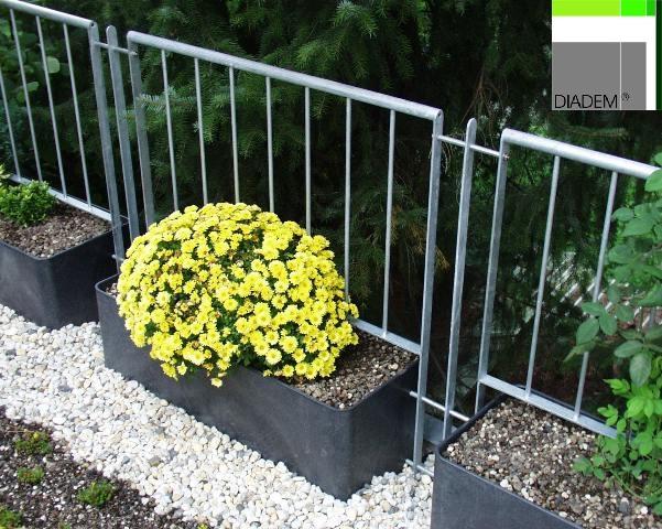 Balustrada DRS LIGHT SIMACEK Gardening - Poza 4