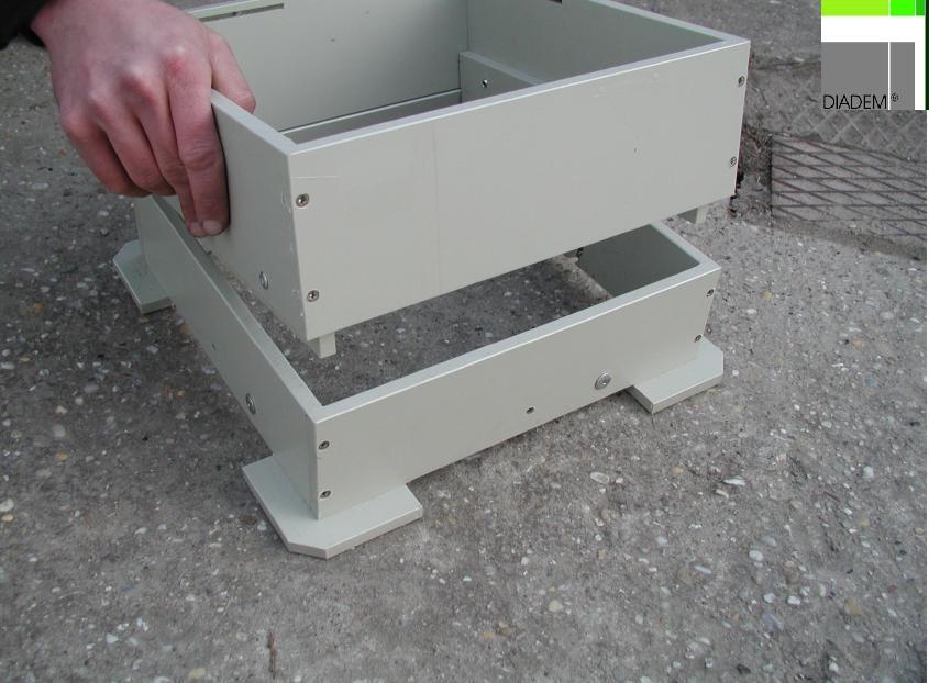Camin de control filtrant KSE SIMACEK Gardening - Poza 1