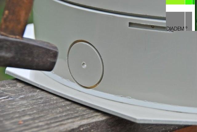 Camin de control filtrant KSR / KSA SIMACEK Gardening - Poza 3
