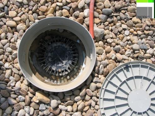 Camin de control filtrant KSR / KSA SIMACEK Gardening - Poza 8