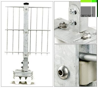 Gard de siguranta ADZ SIMACEK Gardening - Poza 2