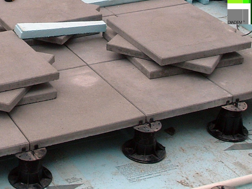 Suport ajustabil pentru terase SLH SIMACEK Gardening - Poza 10