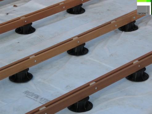 Suport ajustabil pentru terase SLH SIMACEK Gardening - Poza 12