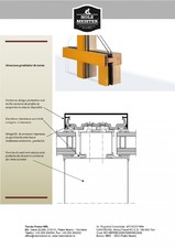 Gradini de iarna - Structura HOLZ MEISTER