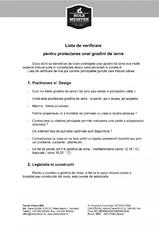 Gradini de iarna - Lista de verificare pentru proiectare HOLZ MEISTER