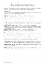 Mocheta de interior - caracteristici generale EGE