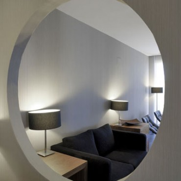 Tapet vinilic - domeniul hotelier VESCOM - Poza 3