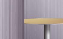 Tapet vinilic Datorita texturilor si efectelor coloristice, tapetul adauga spatiului decorat prospetime. In raport cu vopseaua sau tapetul din fibra de sticla, tapetulVescomface diferenta printr-un plus de valoare, calitate si siguranta, acesta fiind mult mai estetic, creand un mediu ambiant mai placut, mai sanatos si mai primitor.Caracteristici:strat de vinil pe suport de bumbac;foarte rezistent la actiuni mecanice si chimice;superlavabil si izolator fonic.