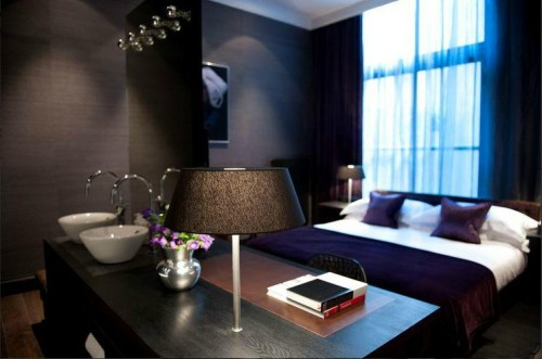 Tapet textil - domeniul hotelier VESCOM - Poza 1