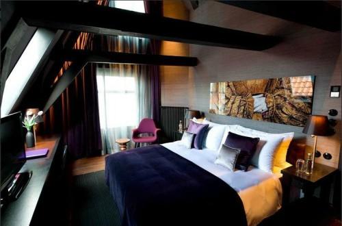 Tapet textil - domeniul hotelier VESCOM - Poza 2
