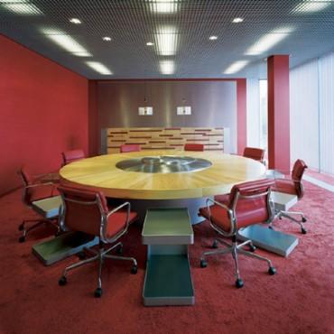 Tapet textil - birouri VESCOM - Poza 1