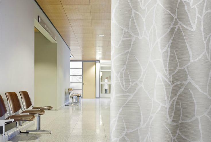 Materiale textile pentru perdele, draperii, tapiterii - domeniul medical VESCOM - Poza 5