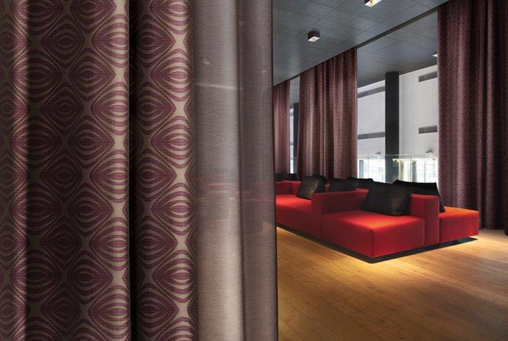 Materiale textile pentru perdele, draperii, tapiterii - domeniul hotelier  VESCOM - Poza 16