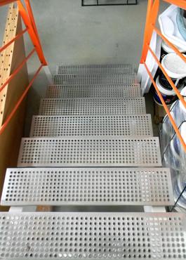 Exemple de utilizare Trepte din tabla zincata PROINVEST - Poza 1