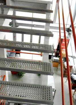 Exemple de utilizare Trepte din tabla zincata PROINVEST - Poza 4