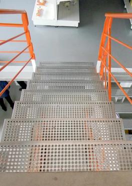 Exemple de utilizare Trepte din tabla zincata PROINVEST - Poza 5
