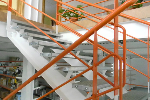 Exemple de utilizare Trepte din tabla zincata PROINVEST - Poza 6