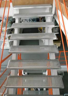Exemple de utilizare Trepte din tabla zincata PROINVEST - Poza 8