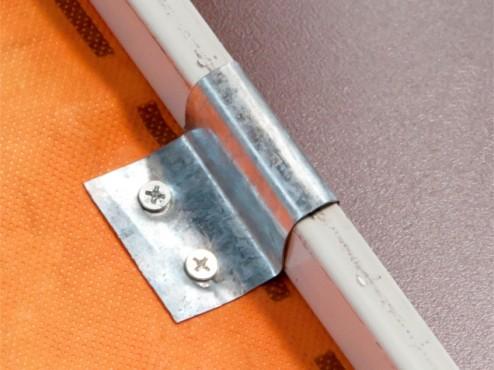 Prezentare produs Cleme pentru acoperis faltuit PROINVEST - Poza 1