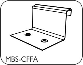 Cleme pentru acoperis faltuit - Schite PROINVEST - Poza 1