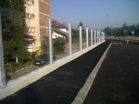 Lucrari de referinta Panouri fonice - Ramnicu Valcea PROINVEST - Poza 2