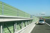 Panouri fonice pentru protectie drumuri si cai ferate PROINVEST