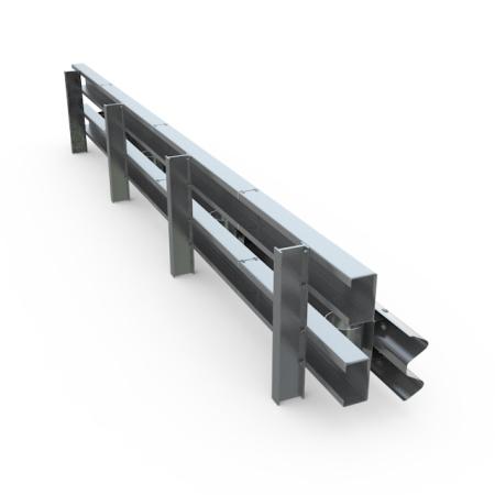 Parapete metalice deformabile PROINVEST - Poza 5