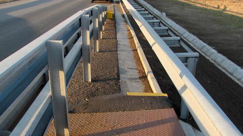 Exemple de utilizare Parapete metalice deformabile PROINVEST - Poza 2