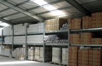 Sisteme de depozitare, rafturi metalice pentru depozite, birouri, arhive PROINVEST