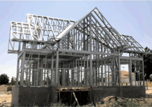 Exemple de utilizare Profile zincate pentru constructii PROINVEST - Poza 12