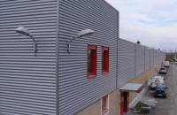 Tabla cutata din otel, pentru pereti de compartimentare si acoperisuri PROINVEST