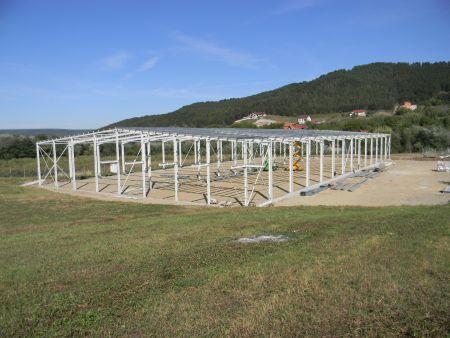 Lucrari, proiecte Hale metalice PROINVEST - Poza 2